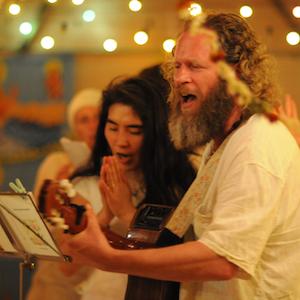 2.Adrian & Noriko Tiru singing